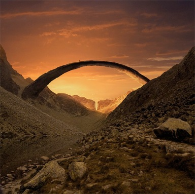 earth bridge