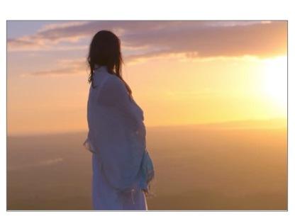 woman sunrise2