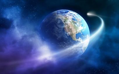 earth comet